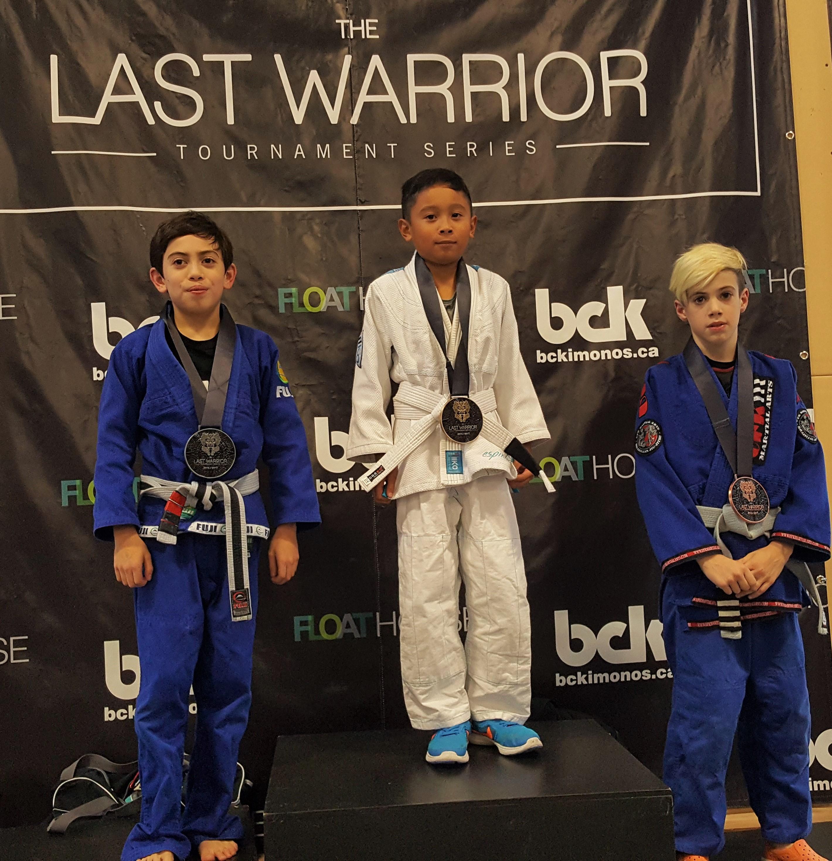 Kids Jiu-Jitsu Vancouver
