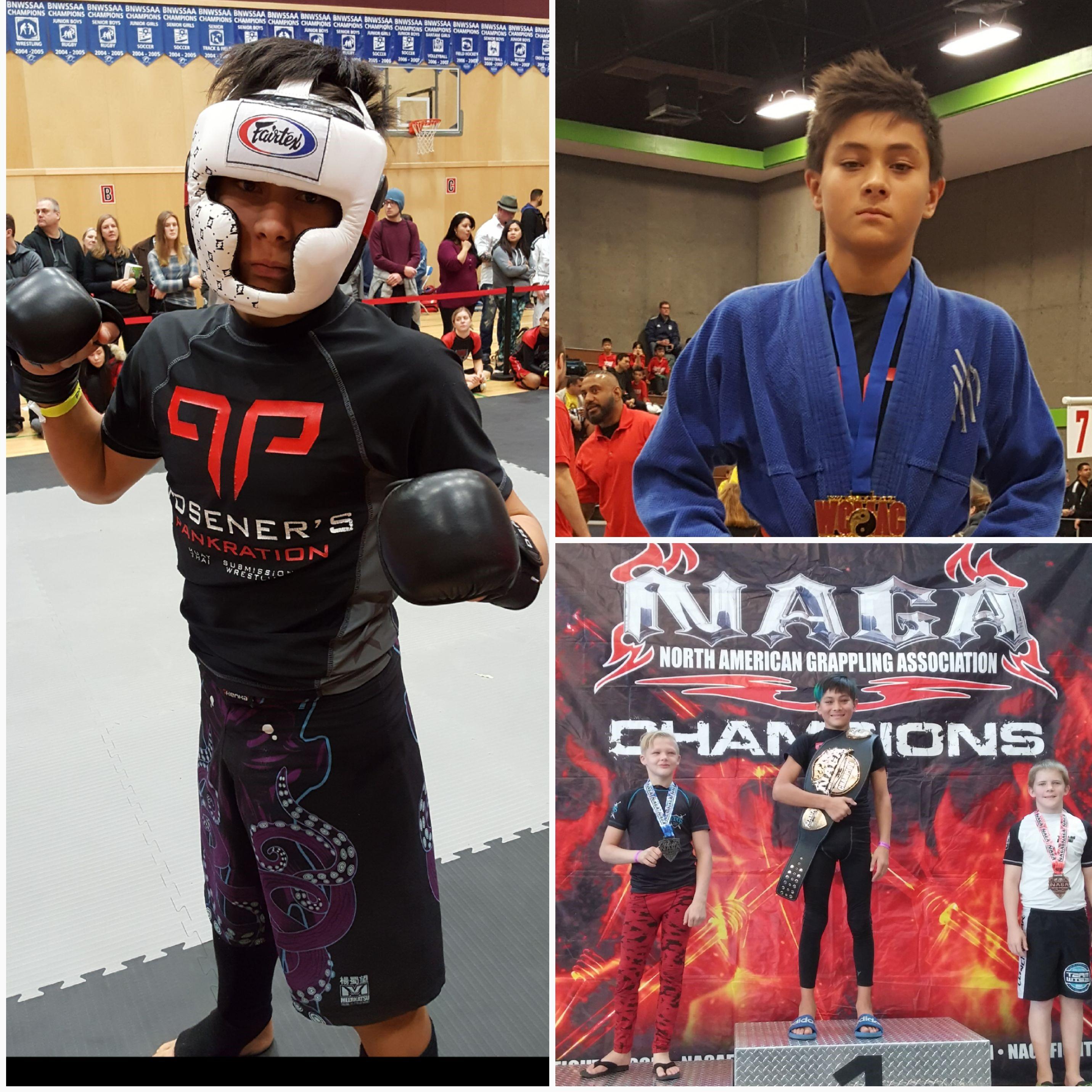Kids MMA Vancouver