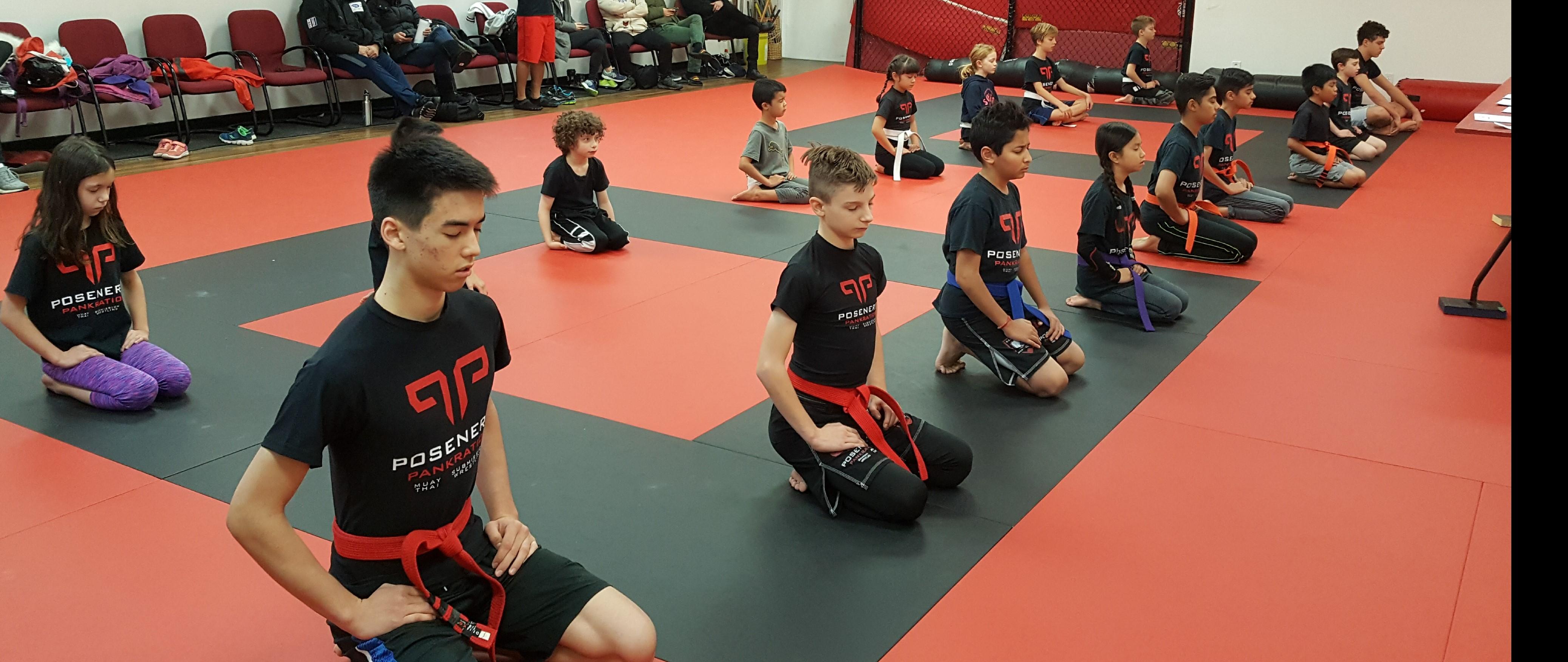 Kid's MMA Vancouver