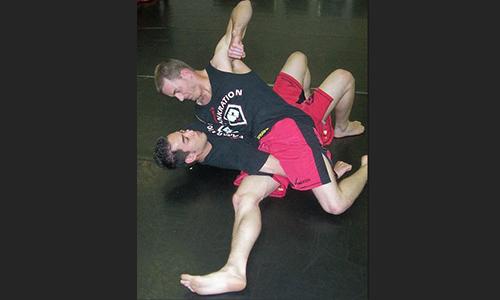Posener's MMA Vancouver George Kassimatis