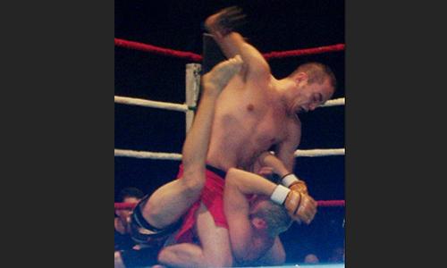Posener's MMA Vancouver Costa Rojas Pro MMA Vancouver