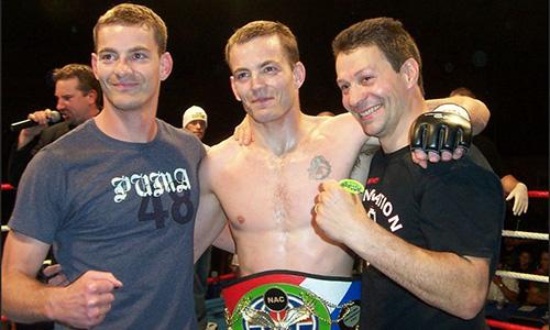 George Kassimatis Pro MMA Champion Posener's MMA Vancouver