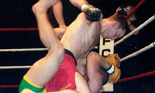 Posener's MMA Vancouver George Kassimatis Pro MMA