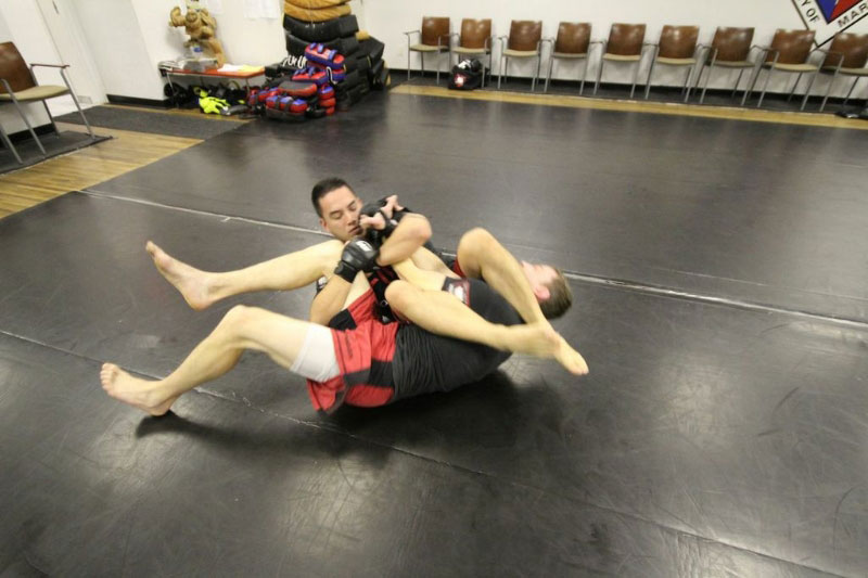 Submission Wrestling Vancouver 1