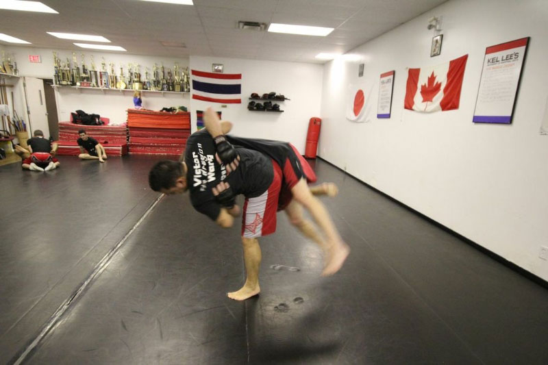 Submission Wrestling Vancouver 3