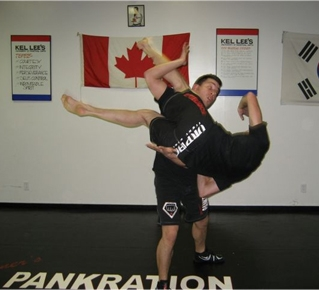 Submission Wrestling Vancouver 4
