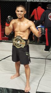 Gio Platon MMA champion Posener's MMA Vancouver