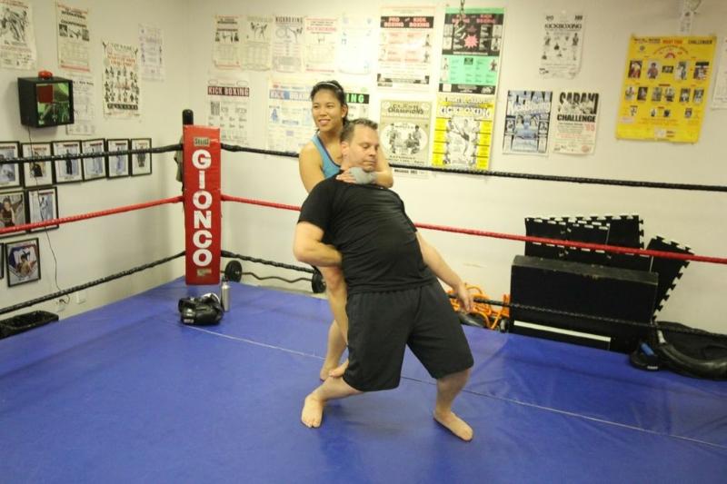 Cardio Muay Thai Kickboxing Vancouver 3