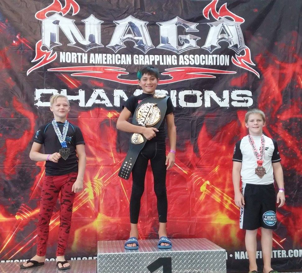 Posener's MMA Vancouver Adam Posener