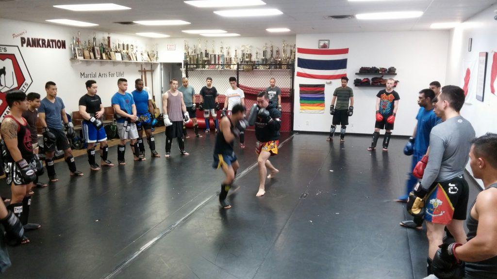 Posener's MMA Vancouver Costa Rojas