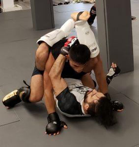Gio and Oguzhan Testing Posener's MMA Vancouver